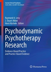 Cover Psychodynamic Psychotherapy Research