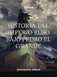 Cover Historia del Imperio Ruso bajo Pedro El Grande