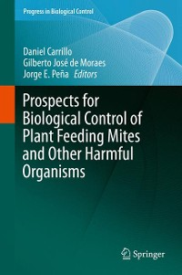 Cover Prospects for Biological Control of Plant Feeding Mites and Other Harmful Organisms