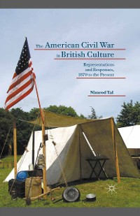 Cover The American Civil War in British Culture