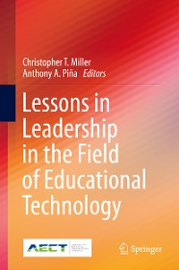 Cover Lessons in Leadership in the Field of Educational Technology
