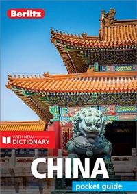 Cover Berlitz Pocket Guide China (Travel Guide eBook)