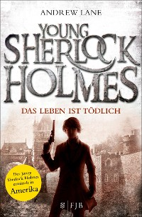 Cover Young Sherlock Holmes