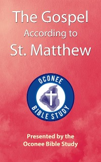 Cover The Gospel According to St. Matthew