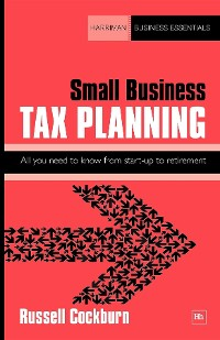 Cover Small Business Tax Planning