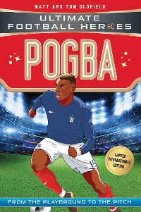 Cover Pogba (Ultimate Football Heroes - Limited International Edition)