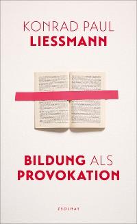 Cover Bildung als Provokation
