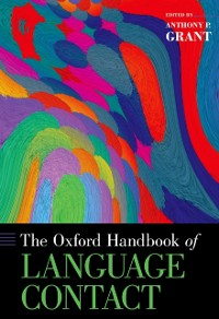Cover Oxford Handbook of Language Contact