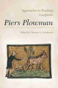 Cover Approaches to Teaching Langland's Piers Plowman