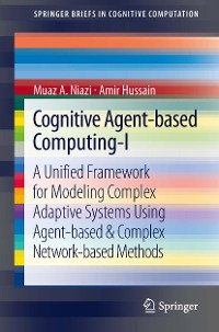 Cover Cognitive Agent-based Computing-I