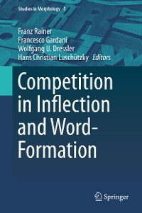 Cover Competition in Inflection and Word-Formation