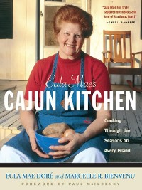 Cover Eula Mae's Cajun Kitchen