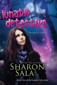Cover Lunatic Detective