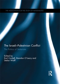 Cover Israeli-Palestinian Conflict
