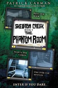 Cover The Phantom Room