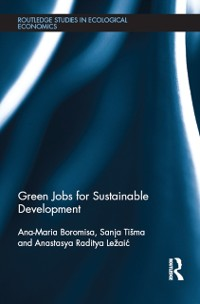 Cover Green Jobs for Sustainable Development