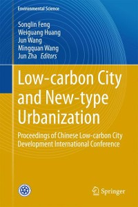Cover Low-carbon City and New-type Urbanization