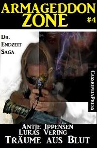 Cover Armageddon Zone: Träume aus Blut