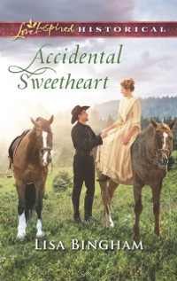 Cover Accidental Sweetheart (Mills & Boon Love Inspired Historical) (The Bachelors of Aspen Valley, Book 3)