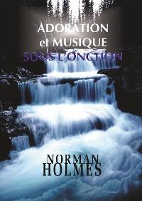 Cover Adoration et musique sous l'onction