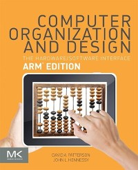 Cover Computer Organization and Design ARM Edition