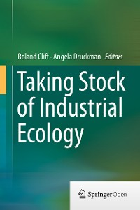 Cover Taking Stock of Industrial Ecology