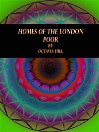 Cover Homes of the London Poor