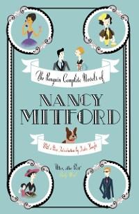 Cover Penguin Complete Novels of Nancy Mitford