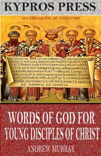 Cover Words of God for Young Disciples of Christ