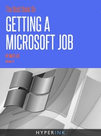 Cover Best Book On Getting A Microsoft Job