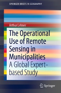 Cover The Operational Use of Remote Sensing in Municipalities