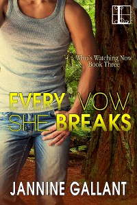 Cover Every Vow She Breaks