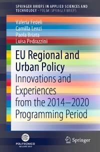 Cover EU Regional and Urban Policy