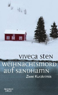 Cover Weihnachtsmord auf Sandhamn