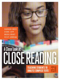 Cover A Close Look at Close Reading