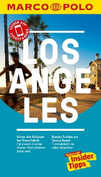 Cover MARCO POLO Reiseführer Los Angeles