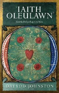 Cover 'Iaith Oleulawn'