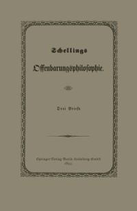 Cover Schellings Offenbarungsphilosophie