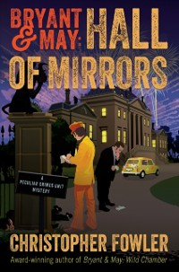 Cover Bryant & May: Hall of Mirrors