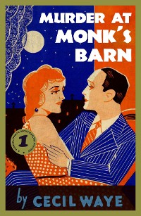 Cover Murder at Monk's Barn