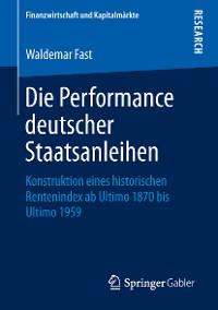 Cover Die Performance deutscher Staatsanleihen