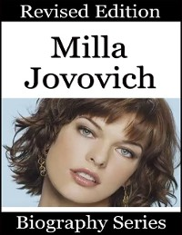 Cover Milla Jovovich - Biography Series