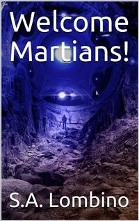 Cover Welcome Martians