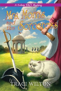 Cover Mrs. Morris and the Sorceress