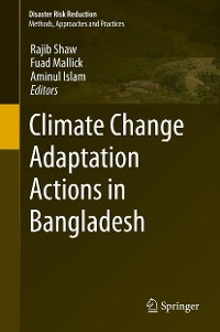 Cover Climate Change Adaptation Actions in Bangladesh