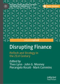 Cover Disrupting Finance