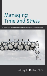Cover Managing Time and Stress