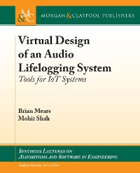 Cover Virtual Design of an Audio Lifelogging System