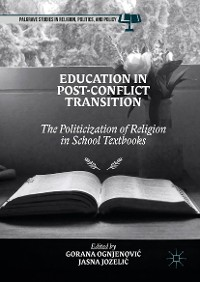 Cover Education in Post-Conflict Transition