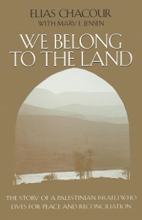 Cover We Belong to the Land